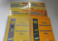 Primary Math Level 1 (US Edition) - Workbooks/Texbooks/Instructor Guides 1A+1B