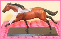 ❤️Breyer Horse 2015 Traditional Model Ruffian Racehorse American Pharoah #1757❤️