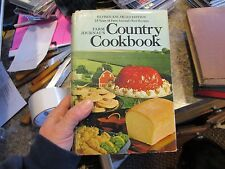 1972 Farm Journal's Country Cookbook cook book HCDJ - LOTLUD