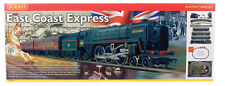 """Hornby R1021 'EAST COAST EXPRESS'  Train Set with #70012 """"John of Gaunt"""" **NEW**"""