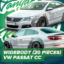 Bodykit widebody for volkswagen Passat CC 08-12
