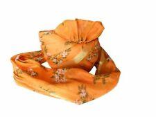 Indian Turban Men Hat Flower Print Wedding Pagri Sherwani Groom Pag Safa
