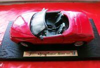 Alfa Romeo  Spider Modellauto Sammlerauto  1995 1:18
