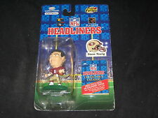 STEVE YOUNG LEGEND 1996 HEADLINERS STARTING LINEUP ACTION FIGURE NEVER OPENED