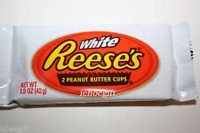5 x White Chocolate Reese's Peanut Butter Cups (2 cups each)