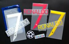 Ronaldo KIT Official NAME/NUMBER/Patches Home/ Away/ 3RD 2021-2022 UEFA