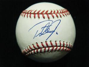 Trot Nixon 2004 Red Sox WSC signed MLB Selig baseball