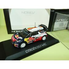 Norev 155352 Citroen Ds3 WRC Winner Portugal 1/43 Modellino