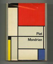 1956 Michel Seuphor PIET MONDRIAN De Stijl NeoPlasticism Abstract Art 444-pg BK