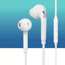For Samsung Galaxy Earphones Sports Headphones Wired Headphones W/ Mic Controll