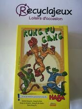 jeu de société kung fu gang haba complet TBE