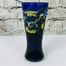 Disney Mickey Mouse and Friends Pirates Of The Caribbean Colbalt Blue Shotglass