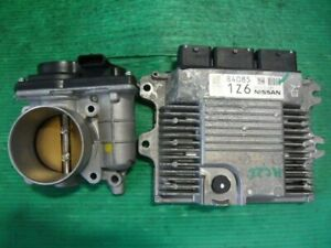 NISSAN Serena 2015 DAA-HC26 Throttle Body 161193RC0C [Used] [PA25242602]