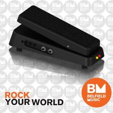 Behringer HB01 Hellbabe Optical Wah Wah Electric Guitar Effects Pedal HB-01 -New