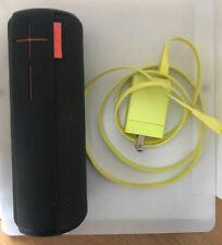 Logitech UE Boom Bluetooth Speaker S-00122 Black Red