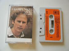 ART GARFUNKEL - ANGEL CLARE - CASSETTE TAPE - 1973 ORANGE PAPER LABEL - CBS