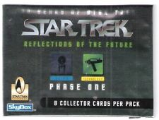 1995-96 30 Years of Star Trek Phase One (100 card set)