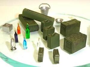 Asuka (Tasca) 1/35 British Army Accessories Set WWII 35-L38