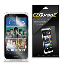 2X EZguardz LCD Screen Protector Cover HD 2X For HTC Desire 526 (Ultra Clear)