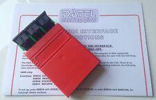 Nouveau-Commodore 64/128 Datel interface midi Cartouche avec instructions