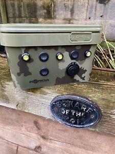Korda Bivvy Power Pack/Bank Carp Fishing Camping 12v 7.2ah Battery & Charger