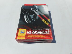 MGA 1500 Goodridge Brake Hose Set