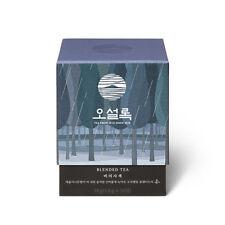 [Osulloc] Blended Tea Rainy Day Meditation 10 Pyramid Tea Bags 18g, 0.63oz.