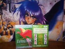 Fushigi Yugi - The Mysterious Play - Eikoden LE with 10 Pencil Boards Anime DVD