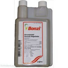 Bonzi plant growth regulator 1 Qt for compact growth of plants Paclobutrazol