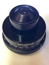 OLYMPUS Mikroskop U-AC Abbé Kondensor n.A. 1,25