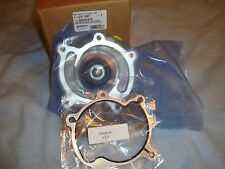 GM AC DELCO WATER PUMP W/GASKET NEW OEM 89060479 251-697