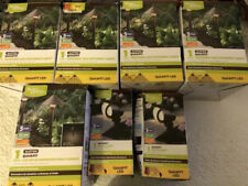 7 Better Homes and Gardens Alston Quick Hooded LED Outdoor Pathway Light 2 Spots