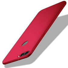 For Huawei P Smart/Enjoy 7S Ultra Slim Soft Silicone TPU Matte Back Case Cover