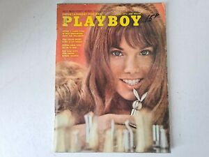 Vintage Playboy Magazine - May 1972 With Centre Poster