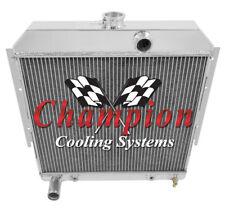 "2 Row 1"" Tubes Ace Champion Radiator for 1964 Plymouth Valiant V8 Engine"