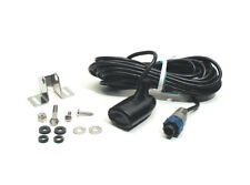 Lowrance HST-WSBL transducer 83/200 khz mounted on the transom - Code: 62520210