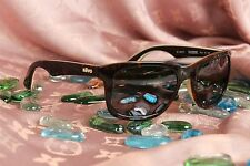 NEW REVO Huddie RE 1000 02 BR Tortoise Brown Terra Sunglasses AUTHENTIC 54mm