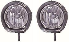 Pair Right OS Left NS Side Fog Lights H1 For Alfa Romeo 166 Berlina 03-06