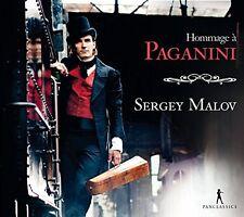 Sergey Malov - Hommage A Paganini [CD]