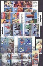 Neuseeland, New Zealand - LOT 1998 ** MNH + 5 FDC´s