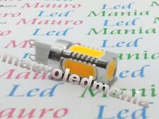 Lampada G9 LED COB 7,5W 350 lumen 220V Bianco Freddo 6000K Lampadario Casa Pavia