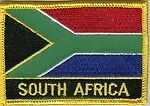 South Africa Patch / South Africa Flag