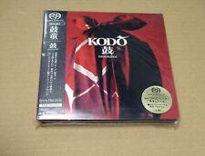 Japanese Drum tsutsumi 鼓童 Kodo SACD