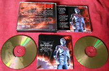 MICHAEL JACKSON History Best Of 2 CD Big Box GOLD CDs wie NEU MINT! Bad THRILLER