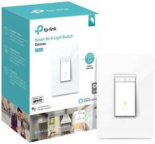 TP-Link Smart Wi-Fi Light Switch, Dimmer Works w/ Alexa and Google Home (HS220)