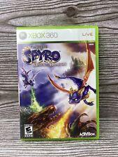 The Legend of Spyro: Dawn of the Dragon (Microsoft Xbox 360, 2008) - Tested