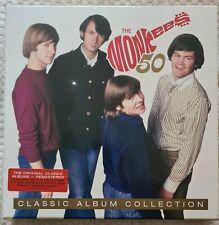 The Monkees Classic Album Collection Vinyl- Rhino Oop Micky Dolenz, Davy Jones