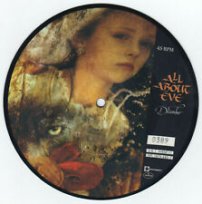 "All About Eve U.K. Ltd. 7"" Picture Disc ""December"" Polygram (Evenp11), New"