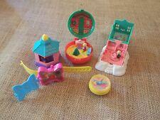 McDonald's Happy Meals Polly Pocket Vintage Toys Lot Set