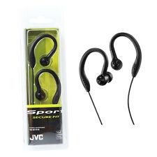 JVC HA-EC10-B Sport Ear Clip Headphones Sport Secure Fit HA-EC10-Black